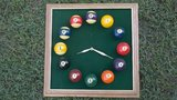 Pool table clock in Fort Campbell, Kentucky