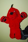 """Clifford"" Puppet in Batavia, Illinois"