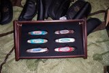 Franklin Mint Knife Collection in Fort Campbell, Kentucky