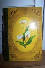 Calla Lily Blank Book in Spring, Texas