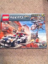 LEGO Agents # 8634 - NEW!!! in Camp Lejeune, North Carolina