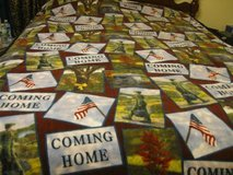 Welcome home blanket only 1 in Fort Bragg, North Carolina